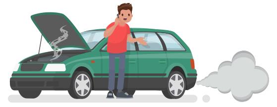 Taxe sur les véhicules les plus polluants