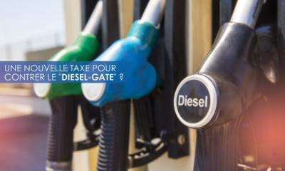 taxe pour contrer le Diesel-Gate