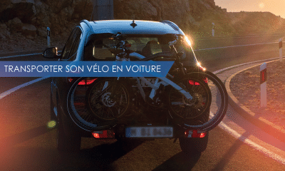 Transporter son vélo en voiture