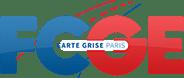FCGE – Votre Carte Grise en ligne Logo