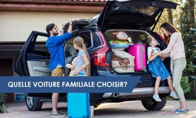 Quelle voiture familiale choisir en 2020