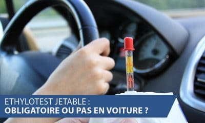 ethylotest jetable obligatoire ou pas